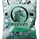 einhorn Kondome - Vegan, Hormonfrei, Feucht, Geprüft