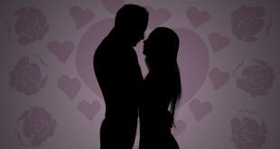 Worauf stehen Männer beim Küssen?