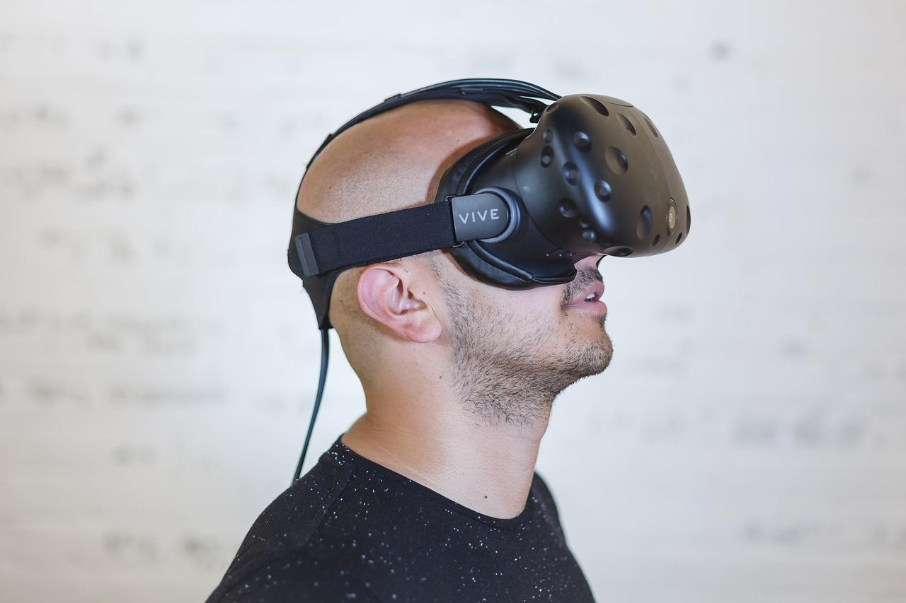Mit einer VR-Brille lässt sich Erotik neu erleben.