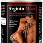 Biomenta L-ARGININ für mehr Spaß im Bett